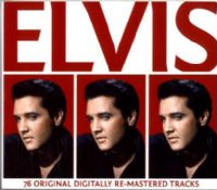 Elvis Presley - The Incomparable (3 x CD Box Set - 76 Early Tracks)